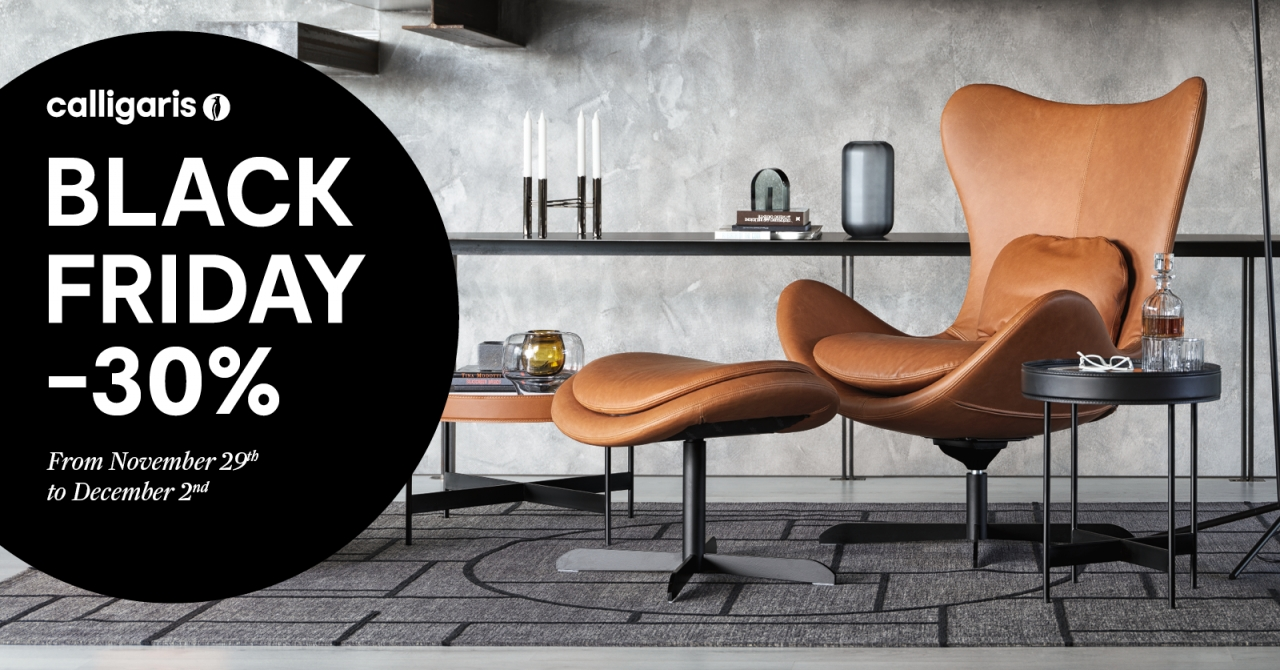 CALLIGARIS / BLACK FRIDAY
